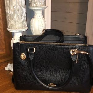 Authentic coach bag. NWT never used.